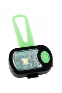 Hunter przywieszka do obroży LED Flashlight